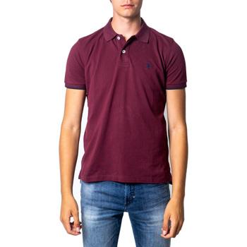 Vêtements Homme Polos manches courtes U.S Polo Assn. 41029 rouge
