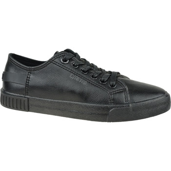 Chaussures Femme Baskets basses Big Star Shoes Big Top Noir