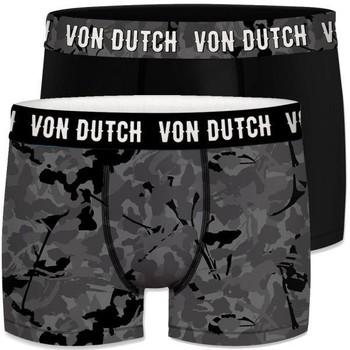 Sous-vêtements Homme Boxers Von Dutch BCX2 Noir