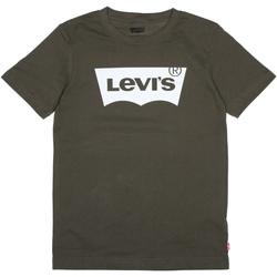 Vêtements Garçon T-shirts manches courtes Levi's T-Shirt Bébé col rond Vert