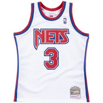 Vêtements Homme Débardeurs / T-shirts sans manche Mitchell And Ness Maillot NBA swingman Dražen Pe Multicolore