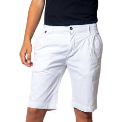 Vêtements Homme Shorts / Bermudas Brian Brome 20SPBE04 Blanc