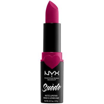 Beauté Femme Rouges à lèvres Nyx Suede Matte Lipstick sweet Tooth 3,5 Gr 3,5 g