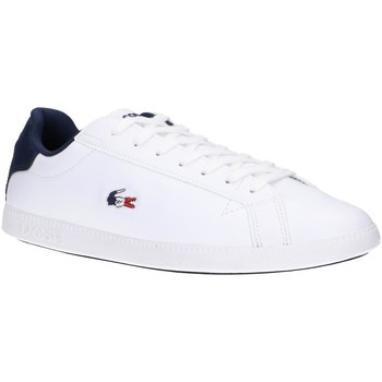 Chaussures Homme Multisport Lacoste 39SMA0027 GRADUATE TRI1 S Blanco