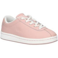 Chaussures Fille Multisport Lacoste 39SUC0008 MASTERS 120 2 S Rosa