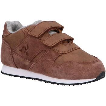 Chaussures Enfant Multisport Le Coq Sportif 2010126 JAZY CLASSIC Marr?n