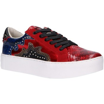 Chaussures Femme Baskets mode Sixty Seven 79898 Rojo