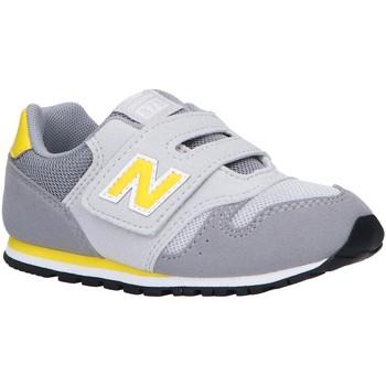 Chaussures Enfant Multisport New Balance IV373AG Gris