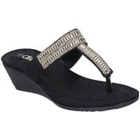 Chaussures Femme Mules Divaz  Noir