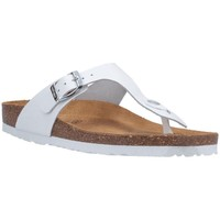 Chaussures Femme Tongs Hush puppies  Blanc
