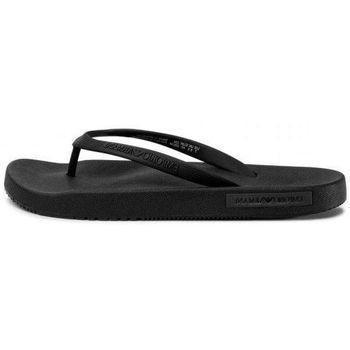 Chaussures Homme Tongs Emporio Armani EA7 Tong EA7 Emporio Noir