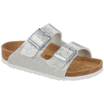 Chaussures Enfant Sandales et Nu-pieds Birkenstock Sandale Blanc