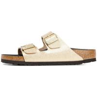 Chaussures Femme Mules Birkenstock Sandale$SKU Or
