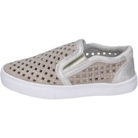 Chaussures Fille Slip ons Xti slip on daim synthétique beige