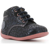 Chaussures Fille Boots Aster Ouki MARINE