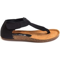 Chaussures Femme Sandales et Nu-pieds Tambi KALA Noir