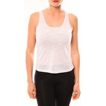 Vêtements Femme Débardeurs / T-shirts sans manche Meisïe Débardeur 50-502SP15 Lavande Violet