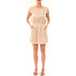 Robes courtes Meisïe Robe V6-710SP15 Beige