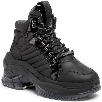 Chaussures Femme Baskets mode Bronx 47224 Noir
