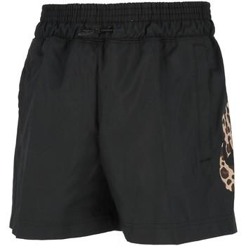 Vêtements Femme Shorts / Bermudas Nike Print pack short black lady Noir