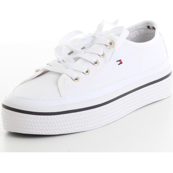 Chaussures Femme Baskets basses Tommy Hilfiger FW0FW04259 Blanc