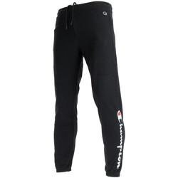 Vêtements Femme Pantalons de survêtement Champion Pantalon de Noir