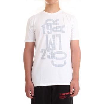 Vêtements Homme T-shirts manches courtes Colmar 7556 T-Shirt/Polo homme blanc blanc