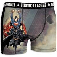 Sous-vêtements Garçon Boxers Dc Comics TRI Gris
