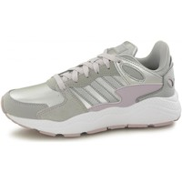 Chaussures Fille Baskets mode adidas Originals Baskets Crazy Chaos gris