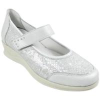 Chaussures Femme Ballerines / babies Artika Baby eneka Argenté