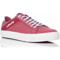 Chaussures Homme Baskets basses Levi's 230667 Rojo