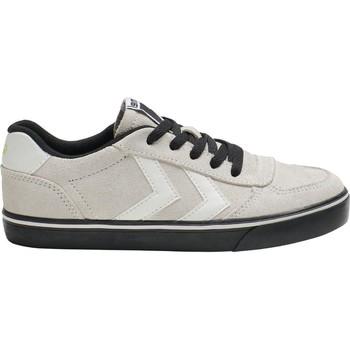 Chaussures Femme Baskets mode Hummel 205749 gris