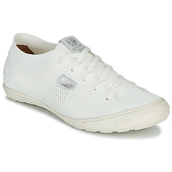 Chaussures Femme Baskets basses PLDM by Palladium GLORIEUSE Blanc