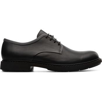 Chaussures Homme Derbies Camper Derbies cuir Neuman noir