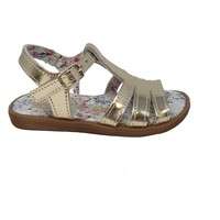 Chaussures Fille Sandales et Nu-pieds Bellamy CHAUSSURES  MAZIA OR
