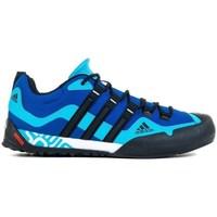 Chaussures Homme Randonnée adidas Originals Terrex Swift Solo Bleu,Bleu marine