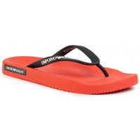 Chaussures Homme Tongs Emporio Armani EA7 Tong Orange
