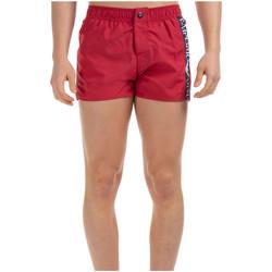 Vêtements Homme Maillots / Shorts de bain Ea7 Emporio Armani Short de bain EA7 Rouge