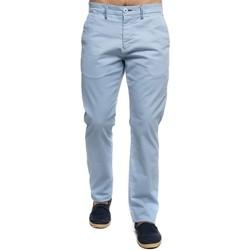 Vêtements Homme Polo Pétanque Manches Shilton Pantalon coupe chino COQ Bleu ciel
