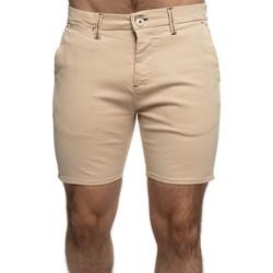 Vêtements Homme Shorts / Bermudas Shilton Bermuda coupe chino BASIC Beige