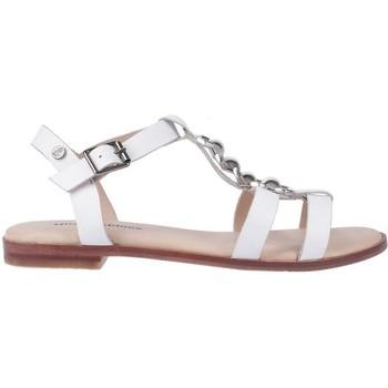 Chaussures Femme Sandales et Nu-pieds Hush puppies  Blanc
