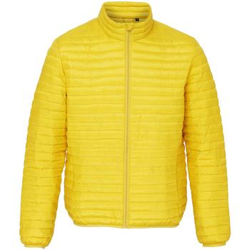 Vêtements Homme Vestes 2786 TS018 Jaune vif