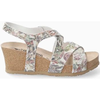 Chaussures Femme Sandales et Nu-pieds Mephisto Sandale cuir LYLA Multicolore