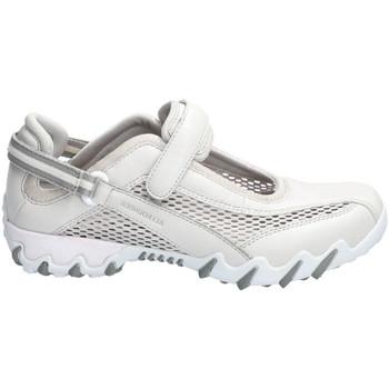 Chaussures Femme Baskets mode Mephisto Basket textile NIRO Multicolore