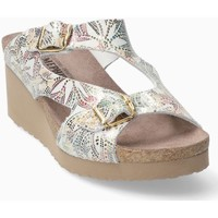 Chaussures Femme Mules Mephisto Mule cuir TERIE Multicolore