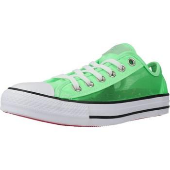 Chaussures Femme Baskets mode Converse CTAS OX ILLUSION Vert