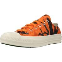 Chaussures Homme Baskets mode Converse CHUCK 70 OX Orange