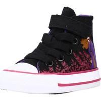 Chaussures Fille Baskets basses Converse CTAS 1V HI Noir