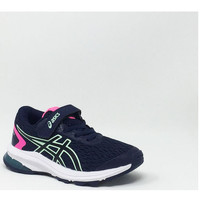 Chaussures Baskets mode Asics GT-1000 9 MARINE/ROSE Rose