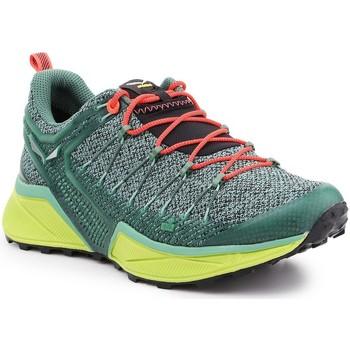 Chaussures Femme Randonnée Salewa Ws Dropline 61369-5585 zielony